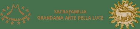 Sacrafamilia Grandama Arte della Luce